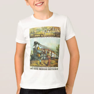 The Flight of The Fast Mail T-Shirt