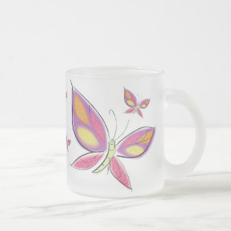The Flight of the Flutterby Mug