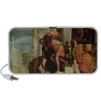 The Flight of the Israelites out of Egypt Portable Speakers