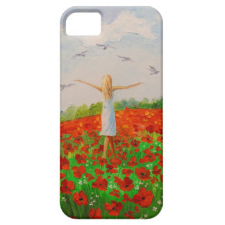 The flight of the soul iPhone SE/5/5s case