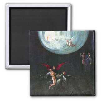 The flight to heaven magnet