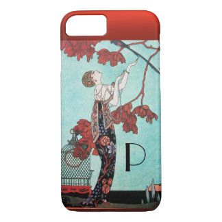 THE FLIGHTY BIRD ,BEAUTY FASHION DESIGNER iPhone 8/7 CASE