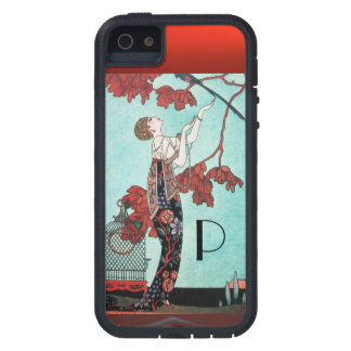 THE FLIGHTY BIRD ,BEAUTY FASHION DESIGNER iPhone SE/5/5s CASE