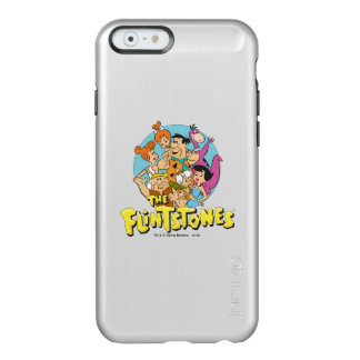 The Flintstones and Rubbles Family Graphic Incipio Feather® Shine iPhone 6 Case