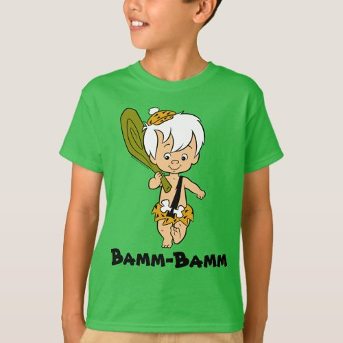 The Flintstones  Bamm_Bamm Rubble T_Shirt