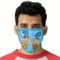 The Flintstones | Fred & Barney Water Buffaloes Face Mask