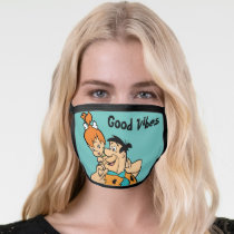The Flintstones | Fred & Pebbles Flintstone Face Mask