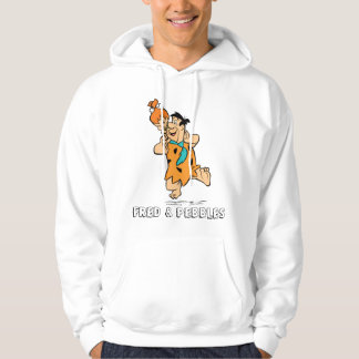 The Flintstones | Fred & Pebbles Flintstone Hoodie