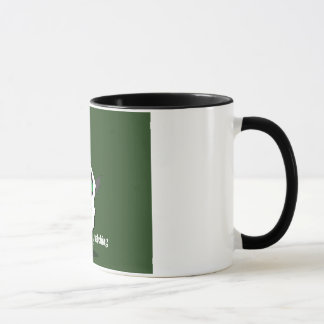 The Floatie is Watching Mug