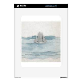 The Floating Ship Decal For The iPad