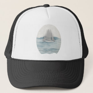 The Floating Ship Trucker Hat