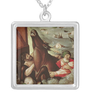 The Flood, 1516 Silver Plated Necklace