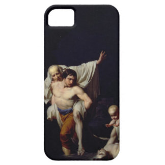 The Flood, c.1789 (oil on canvas) iPhone 5 Cover