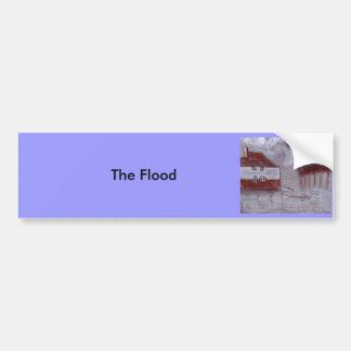 The Flood Car Bumper Sticker