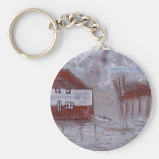 The Flood Keychain