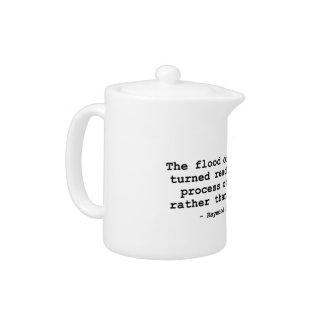 The Flood of Print Raymond Chandler