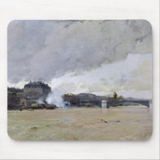 The Flooding of the Seine, c.1903 Mouse Pad