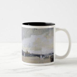 The Flooding of the Seine, c.1903 Coffee Mugs