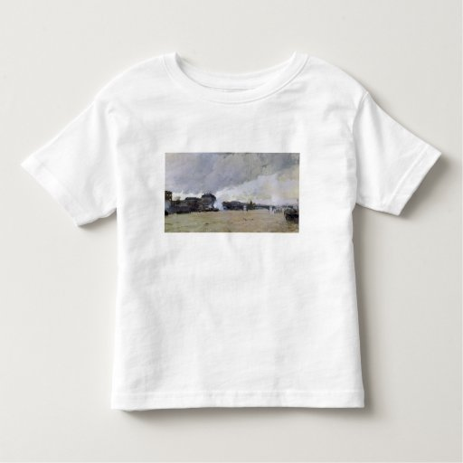 The Flooding of the Seine, c.1903 Toddler T-shirt