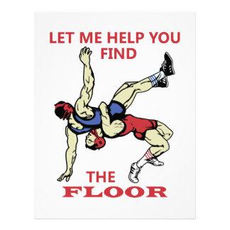 The Floor Letterhead