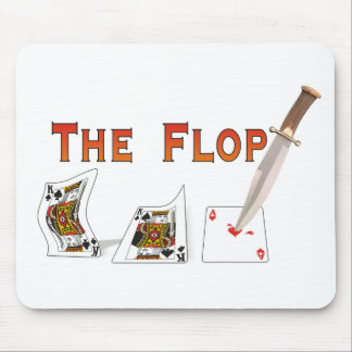 The Flop Mouse Pad