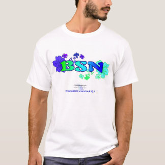 The Floral shirt from BSN Bodysurfing Apparel