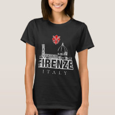 The Florence Dome | Il Duomo di Firenze T-Shirt