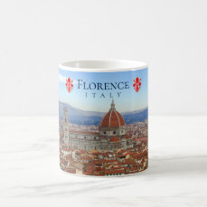 The Florence Dome | Santa Maria del Fiore Coffee Mug