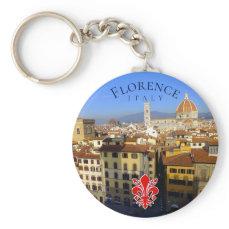 The Florence Dome | Santa Maria del Fiore Keychain