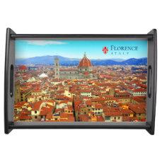 The Florence Dome | Santa Maria del Fiore Serving Tray