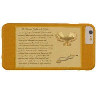 The Florence Nightingale Pledge Barely There iPhone 6 Plus Case