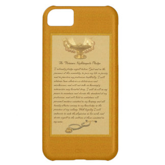 The Florence Nightingale Pledge Cover For iPhone 5C