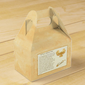 The Florence Nightingale Pledge Favor Box