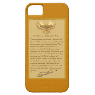 The Florence Nightingale Pledge iPhone SE/5/5s Case