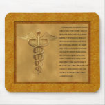 The Florence Nightingale Pledge Mousepad