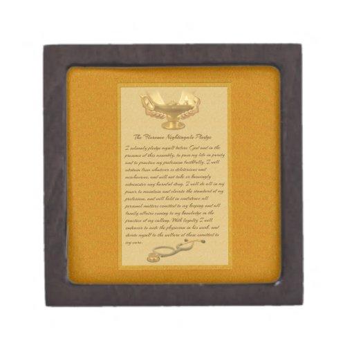 The Florence Nightingale Pledge Premium Gift Boxes