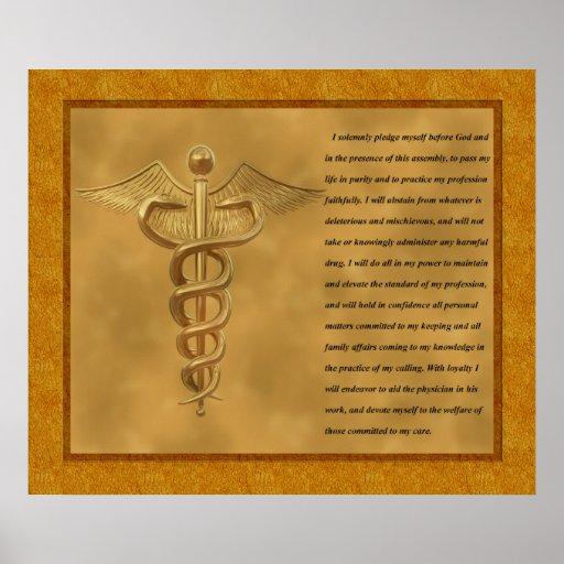 The Florence Nightingale Pledge Print