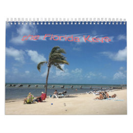the Florida Keys Calendar