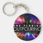 The Florida Outpouring Key Chain