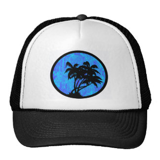 THE FLORIDA STRAITS MESH HAT