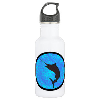 THE FLORIDA STRAITS STAINLESS STEEL WATER BOTTLE