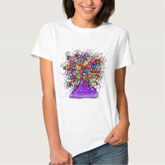 The Flower Arrangement. T Shirt