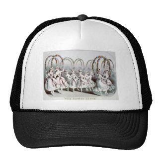 The Flower Dance Trucker Hat