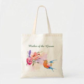 The Flower Garden Mother of the Groom Tote