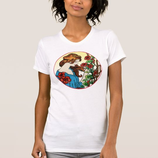 The Flower Maid T-Shirt