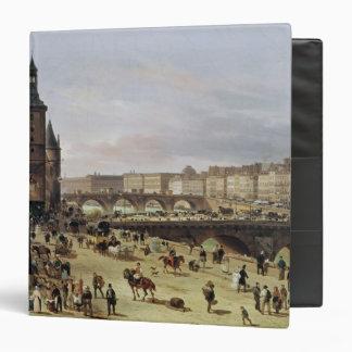 The Flower Market, 1832 Binder