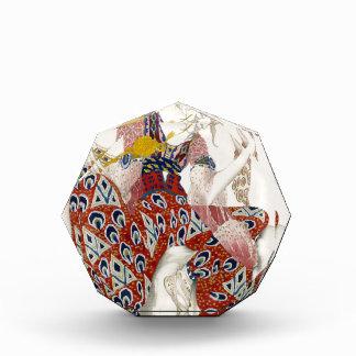 The Flower of Immortality - Dance Acrylic Award