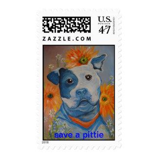 The Flower Pitt Postage