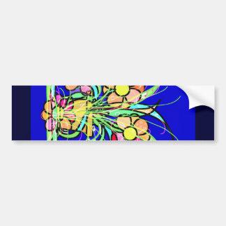 The Flower Pot. Bumper Sticker