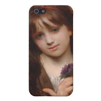 The Flower Seller Girl Case For iPhone SE/5/5s